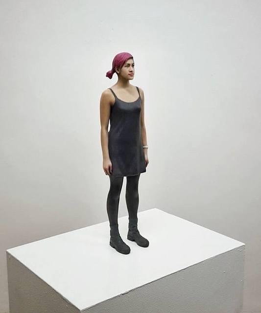 , 'In-Action Figure,' 2016, Coagula Curatorial