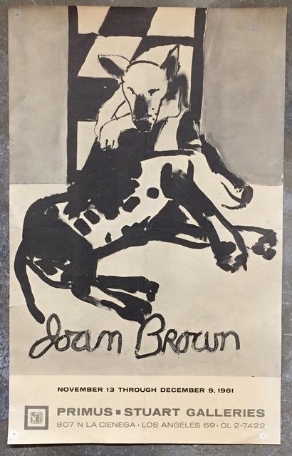 , 'Vintage Exhibition Poster,' 1961, Kwiat Art
