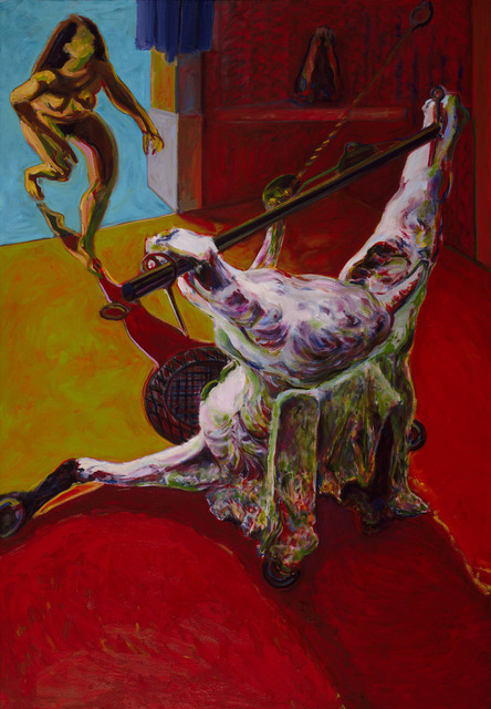 , 'Ulla in Pistoia,' 1986, Faurschou Foundation