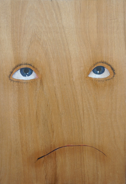 , 'H.K.,' 1999, Galerie Mikael Andersen