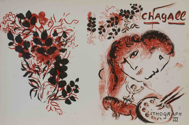 Marc Chagall, 'Lithograph III', 1985, The Munn Collection
