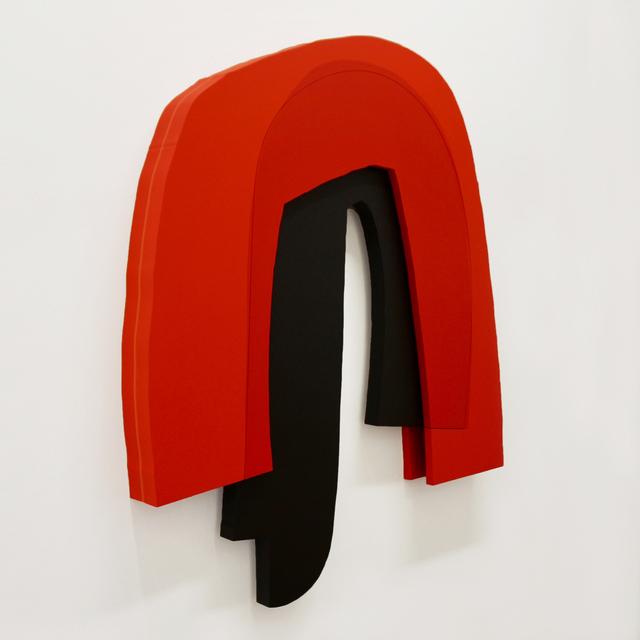 David Ryan, 'Stroke Weight 90 #1', 2017, Galerie Richard