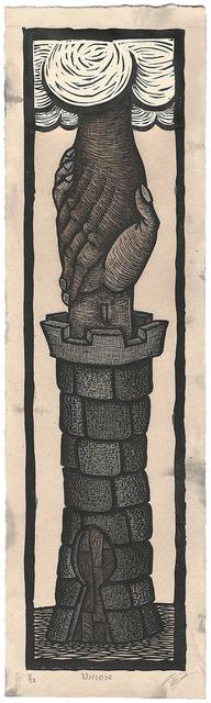 , 'Union,' 2016, ANNO DOMINI