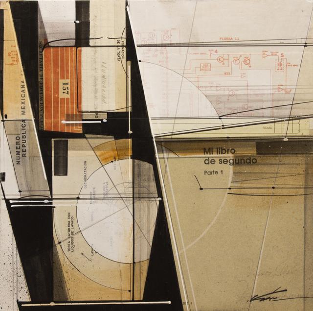 , 'De Segundo,' 2014, Celaya Brothers Gallery