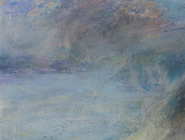 , 'Landscape L1099 - Amalfi Series, The Harbour of Capri from Above ,' 2018, Alan Kluckow Fine Art