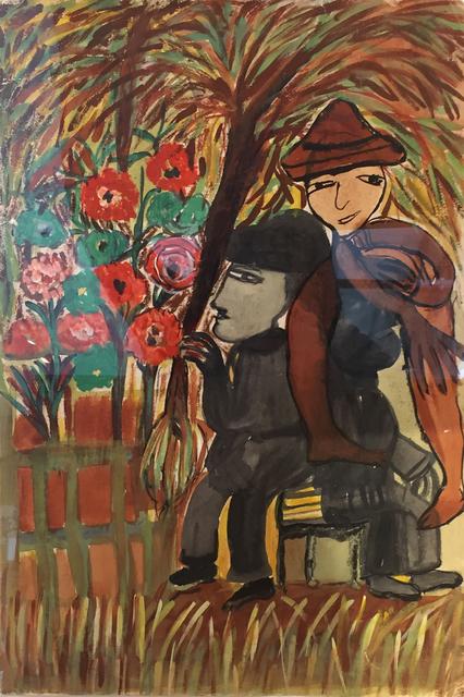 , 'Untitled,' ca. 1942, James Barron Art