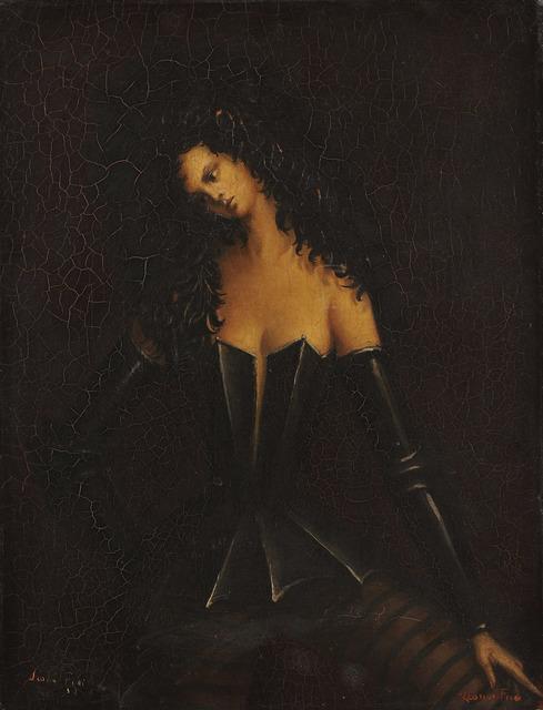 , 'Femme costume (Femme en armure),' ca. 1938, Leila Heller Gallery