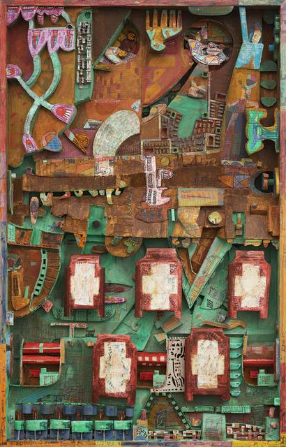 , 'Kontinente wandern,' 2005, Galerie Kleindienst