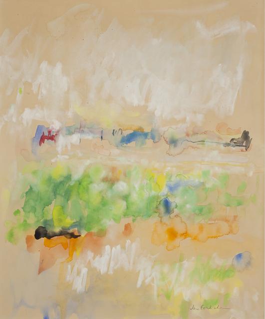 , 'Abstract Landscape,' 1963, Tibor de Nagy