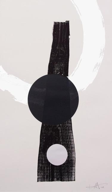 , 'Gone,' 2014, Lazinc