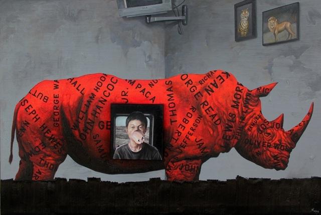 , 'Dilemma of Saturnalia,' 2013, PATA Gallery