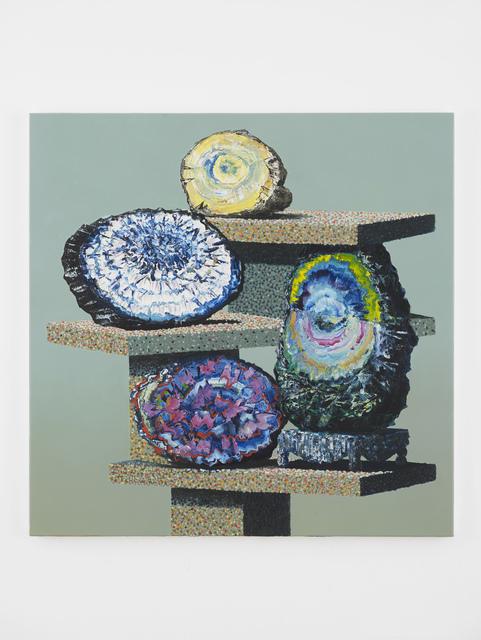 , 'setofaklarbenhungneko,' 2016, Carl Freedman Gallery
