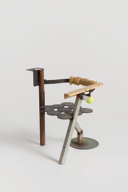 Zhou Yilun 周轶伦, 'First Attempt at Hand Welding', 2018, Beijing Commune