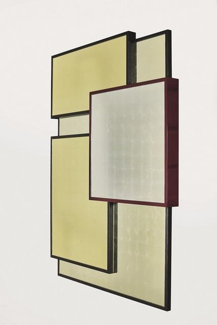 , 'Kaleidoscope mirror,' 2017, Galerie Negropontes
