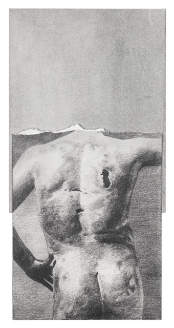 , 'Image, weak points removed,' 2015, Römerapotheke
