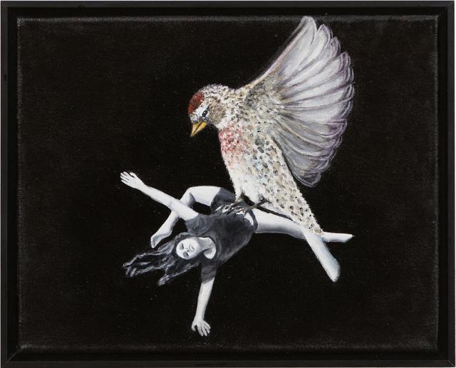 , 'Lady/Bird 2,' 2018, BBA Gallery