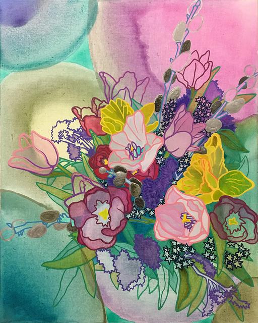 , 'Flowers,' 2018, Linda Hodges Gallery