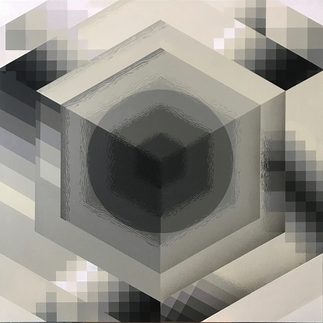 , 'Cube 57,' 2019, GCA Gallery