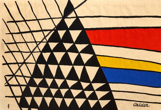 Alexander Calder, 'Many Triangles', Rago/Wright