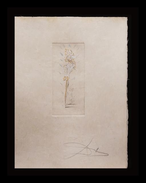 Salvador Dalí, 'Petites Nus (From Appolinaire) D', 1972, Print, Etching, Fine Art Acquisitions Dali