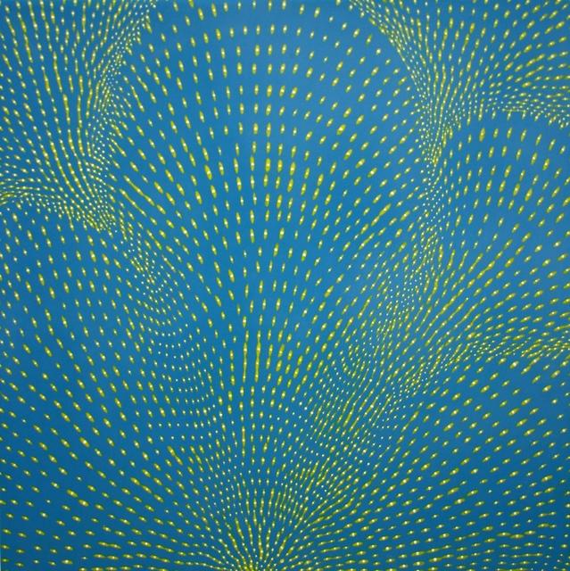 , 'Blue Agar,' 2016, Anglim Gilbert Gallery