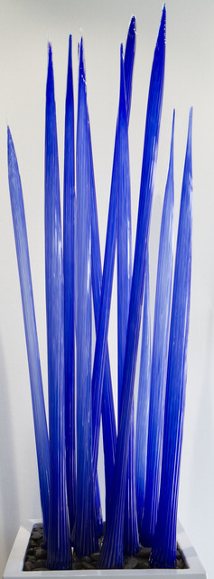 , 'Blue Spears,' 2017, CODA Gallery