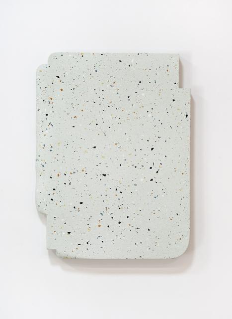 , 'Baldosa T2,' 2017, Espacio Valverde