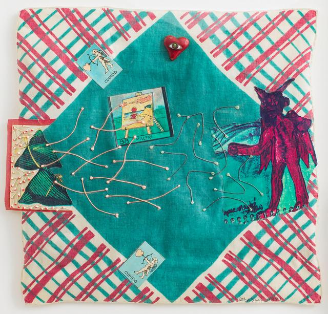 , 'El Diablito,' 1981, Michael Rosenfeld Gallery