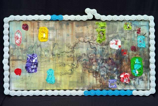 , 'Cold Spring,' 2017, UNIX Gallery