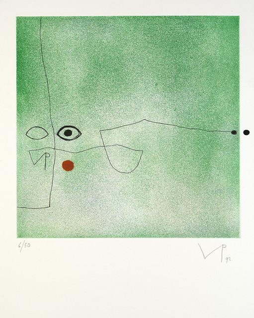 , 'Images on the Wall Print C,' , Marlborough Graphics