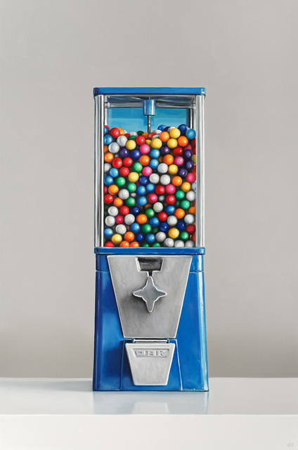 , 'Oak Gumball Machine,' 2019, George Billis Gallery
