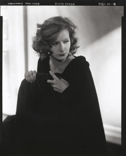 , 'Greta Garbo, Hollywood, California,' 1928, Robert Klein Gallery
