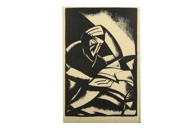Jacob Kramer, 'The Philosopher', Chiswick Auctions
