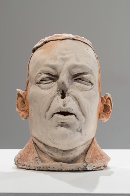 , 'Head #1,' 2016, Eutectic Gallery