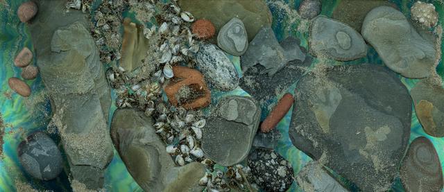 , 'Pirl Beach,' ca. 2018, The South Street Gallery