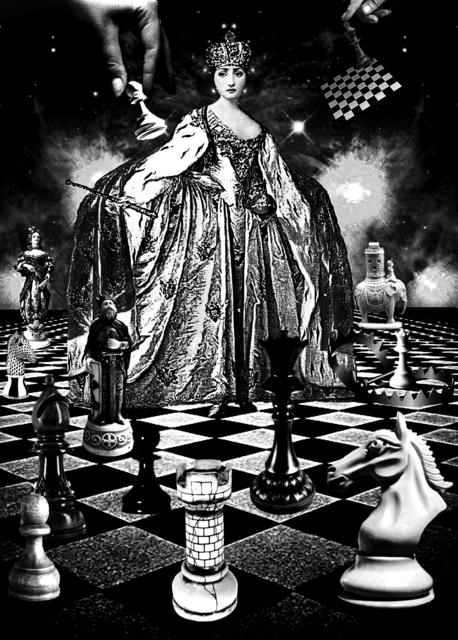Robert Fleischman, 'Chess Queen', 2017, Hilton Asmus