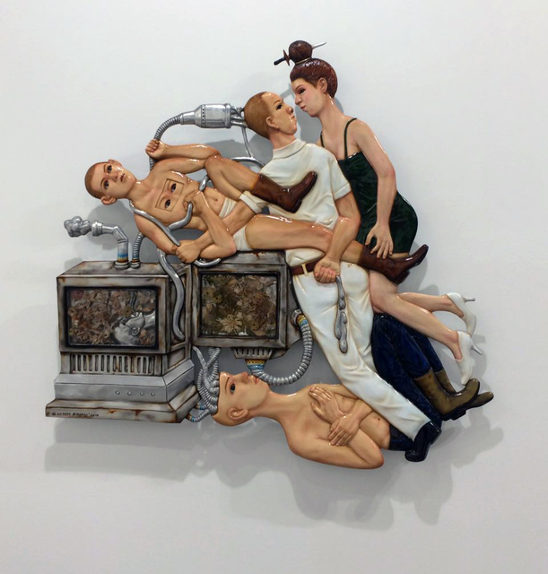 , 'Overloaded,' 2016, Tang Contemporary Art