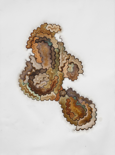 , 'Fold/Fault II (1),' 2016, Bruno David Gallery & Bruno David Projects