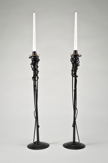 Albert Paley, 'Tall Candleholders', 2001, The Modern Archive