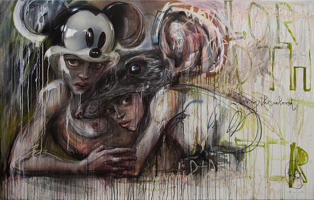 , 'The Unloved,' , Corey Helford Gallery