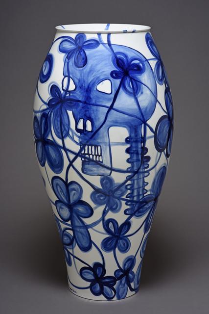 , 'Grand Vase Charpin,' 2016, Galerie Dumonteil