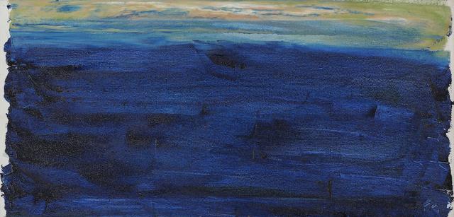 , '欲海 The Deep Blue Sea,' 2012, Shanghai Gallery of Art