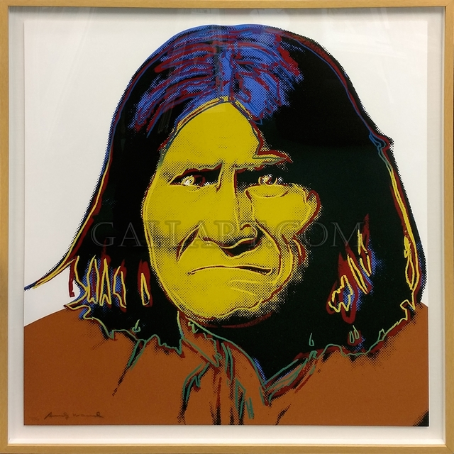 , 'GERONIMO FS II.384,' 1986, Gallery Art