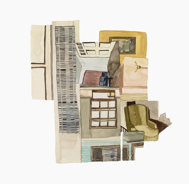 , 'Room Divider,' 2014, Open Mind Art Space