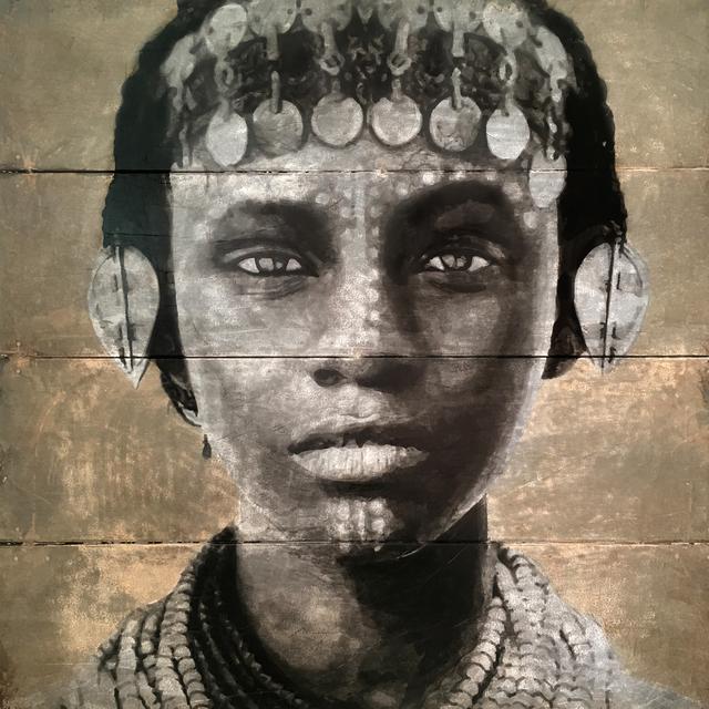 , 'Rebecca,' 2018, LouiSimone Guirandou Gallery
