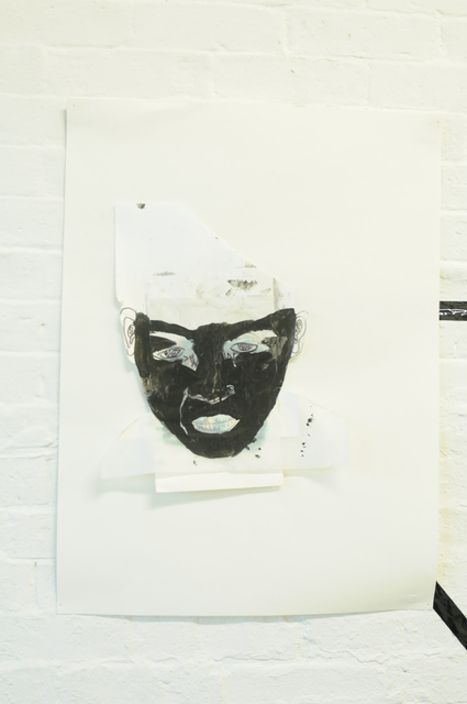 , '23-9 Ballupface,' 2018, Kate Oh Gallery