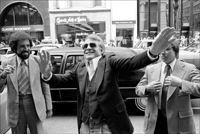 , 'Steve Martin, On Fifth Avenue,' 1977, Madelyn Jordon Fine Art