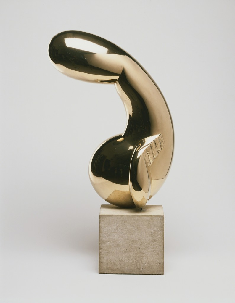 Constantin Brancusi, 'Princess X,' 1915-1916, ARS/Art Resource