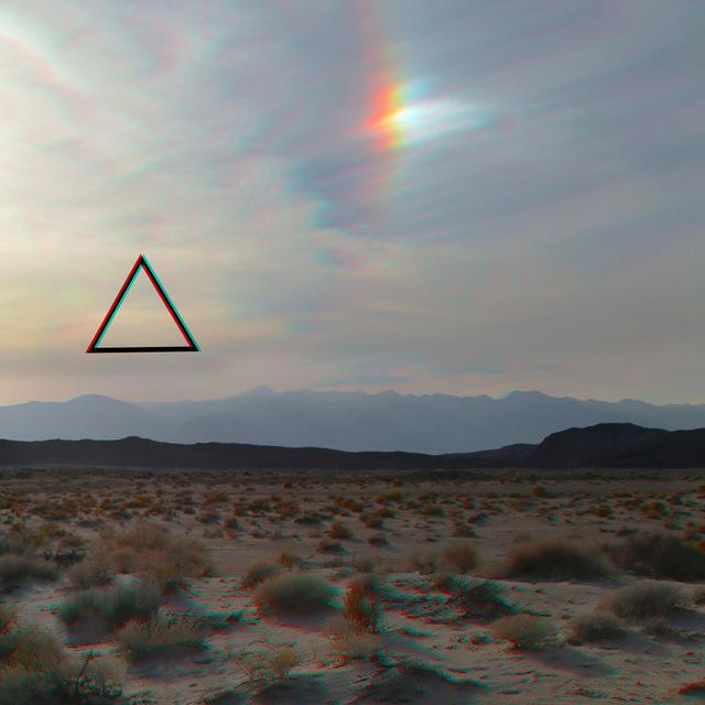 , 'Constructions 04   Spot Rainbow,' ca. 2010, The Print Atelier