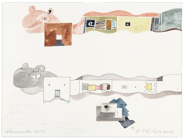 , 'SITE (with ghost),' 2017, Galerie nächst St. Stephan Rosemarie Schwarzwälder